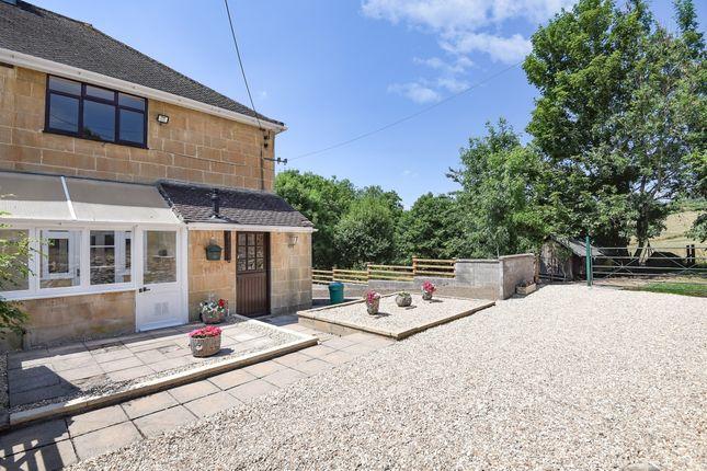 Thumbnail Semi-detached house to rent in Deadmill Lane, Larkhall, Bath
