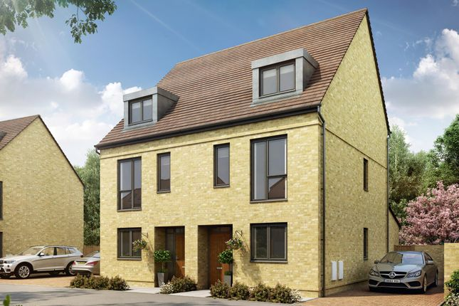 "Thumbnail Semi-detached house for sale in ""Kings"" at Brighton Road, Coulsdon"