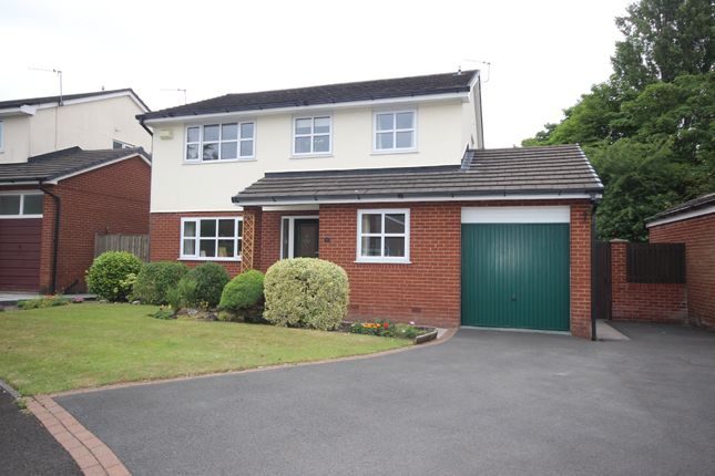 Thumbnail Detached house for sale in Hardy Grove, Swinton, Manchester