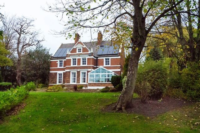 Thumbnail Detached house for sale in The Old Vicarage, Sugley Villas, Newcastle Upon Tyne