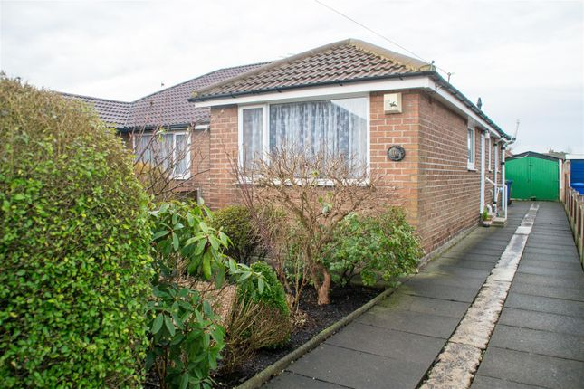 Thumbnail Semi-detached bungalow for sale in Chapel Lane, Coppull, Chorley