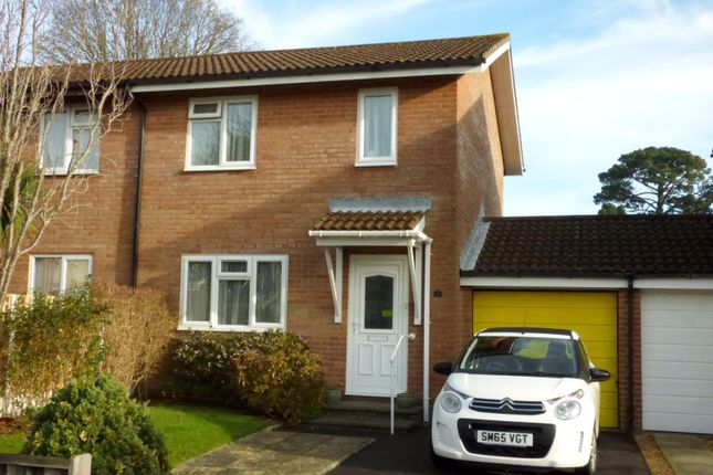 Thumbnail Semi-detached house to rent in Marryat Road, New Milton