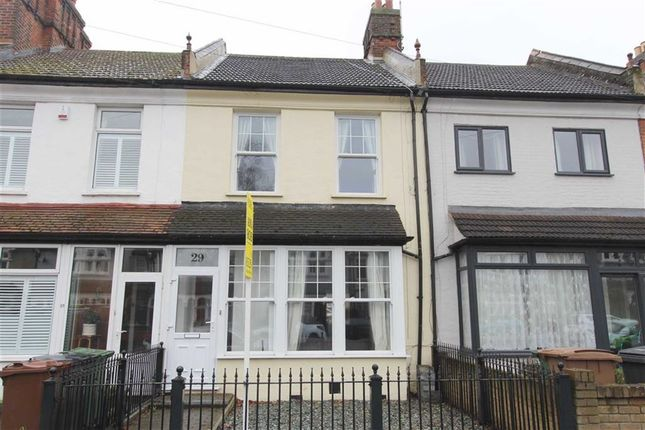 Thumbnail Terraced house for sale in Buxton Road, North Chingford, London
