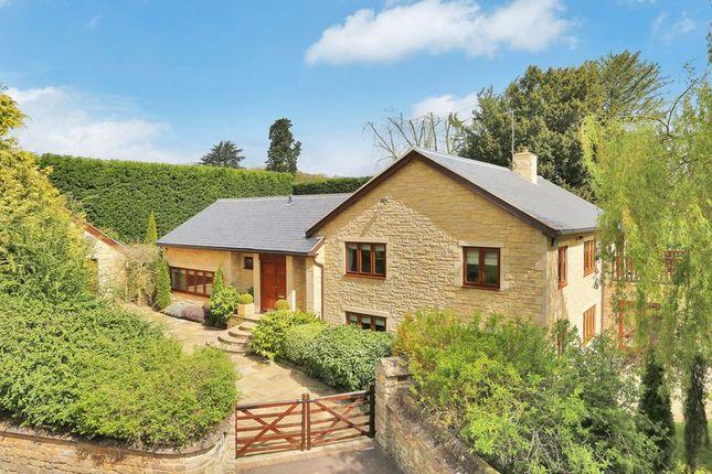 Thumbnail Detached house for sale in Manor Lane, Barleythorpe, Oakham