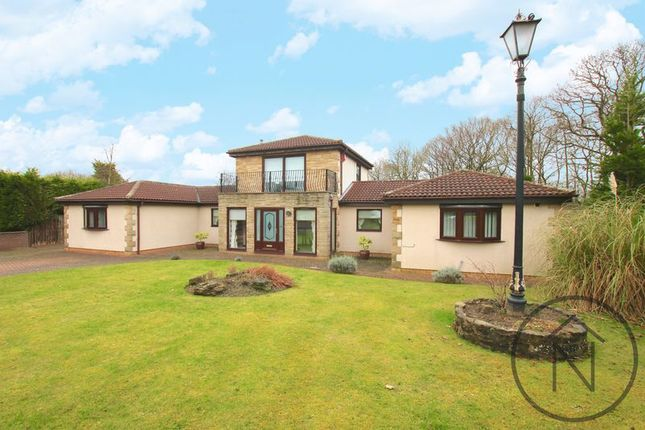 Thumbnail Detached bungalow for sale in The Bridle, Woodham, Newton Aycliffe