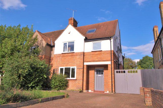 Thumbnail Semi-detached house for sale in Ravensbourne Avenue, Shortlands, Bromley