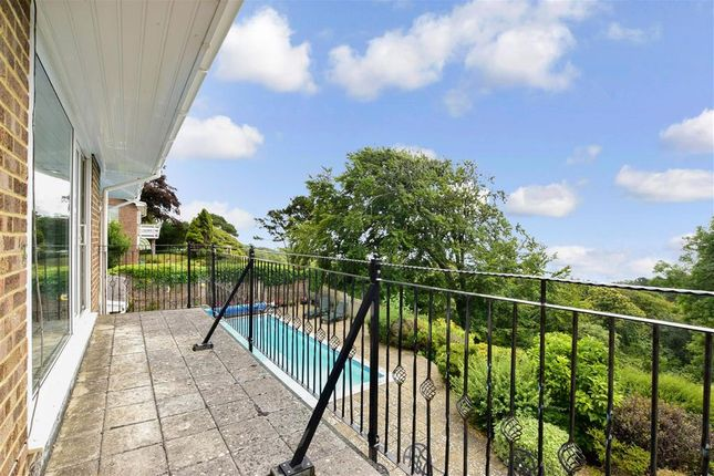 Balcony of Maples Drive, Bonchurch, Isle Of Wight PO38