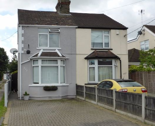 Thumbnail Semi-detached house for sale in Rectory Road, Hockley