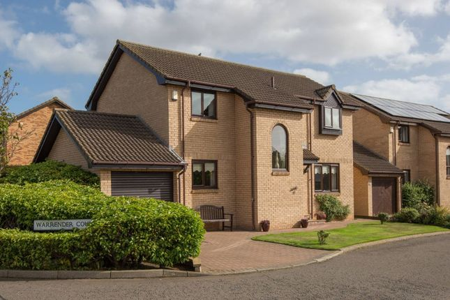 Thumbnail Detached house for sale in 10 Warrender Court, North Berwick