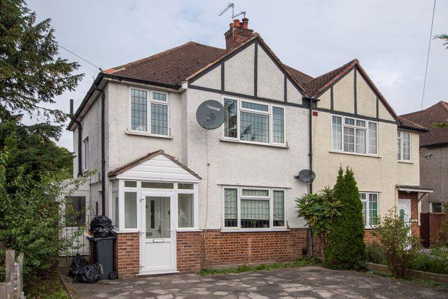 Thumbnail Semi-detached house for sale in Addington Road, West Wickham