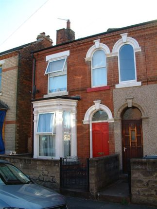Thumbnail Semi-detached house to rent in Wellington Street, Long Eaton, Nottingham