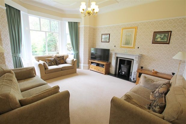 Living Room of Curzon Road, Southport PR8