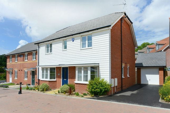 Thumbnail Detached house for sale in Viscount Square, Herne Bay, Kent