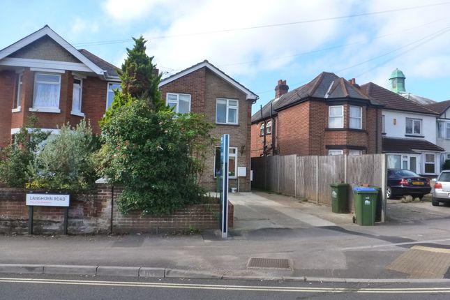 Langhorn Road, Southampton SO16