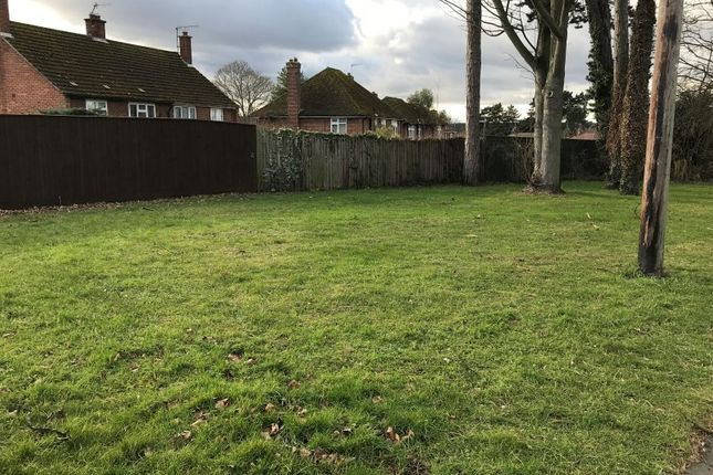 Thumbnail Land for sale in Canterbury Way, Thetford, Norfolk