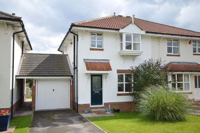 Thumbnail Semi-detached house to rent in Green Howards Drive, Scarborough