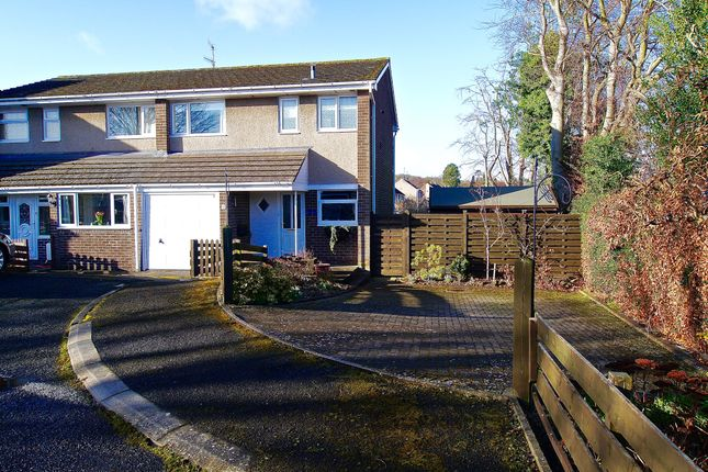 Thumbnail Semi-detached house for sale in Cheviot Way, Hexham