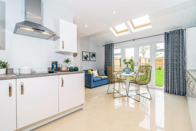Thumbnail Semi-detached house for sale in Barrack Road, Modbury, Ivybridge