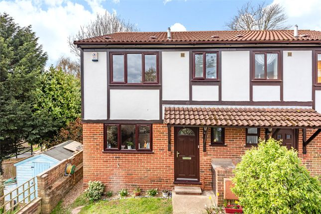 Thumbnail Semi-detached house for sale in Luscombe Court, 26 Park Hill Road, Bromley