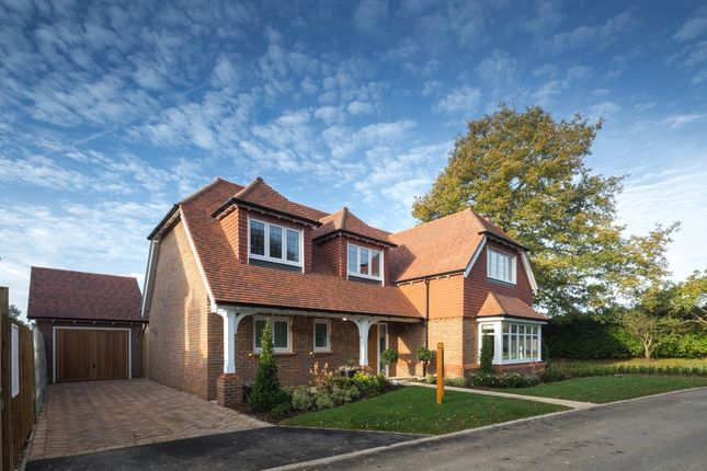 Thumbnail Detached house for sale in Bletchingly Road, Godstone, Surrey.