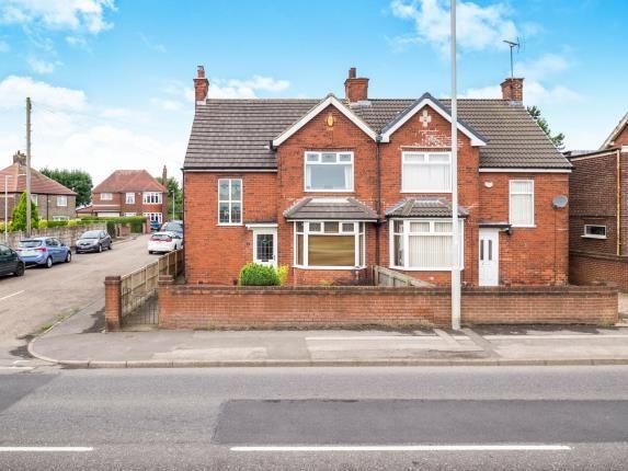 Thumbnail Semi-detached house for sale in Sutton Road, Kirkby-In-Ashfield, Nottingham