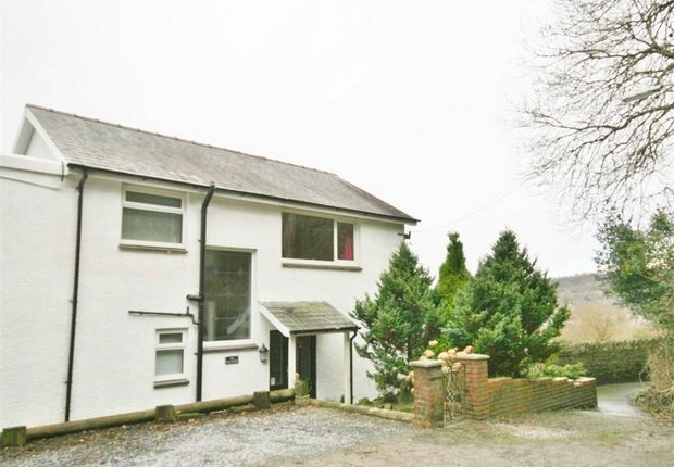Thumbnail End terrace house to rent in Alltwen Chwyth, Alltwen, Pontardawe, Swansea