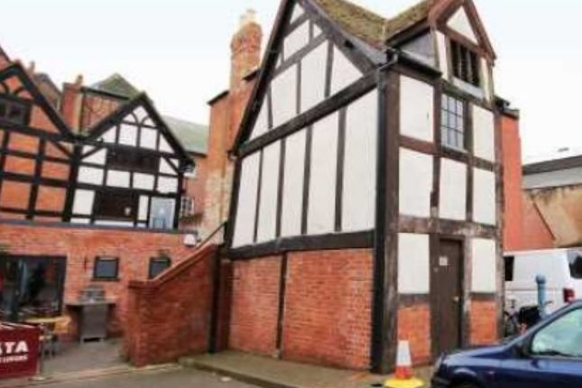 Commercial property for sale in High Town, Hereford, Herefordshire