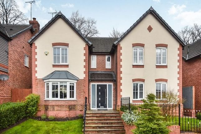 Thumbnail Detached house for sale in Holkar Meadows, Bromley Cross, Bolton