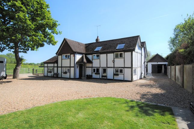 Thumbnail Detached house for sale in Bottle Lane, Binfield, Bracknell