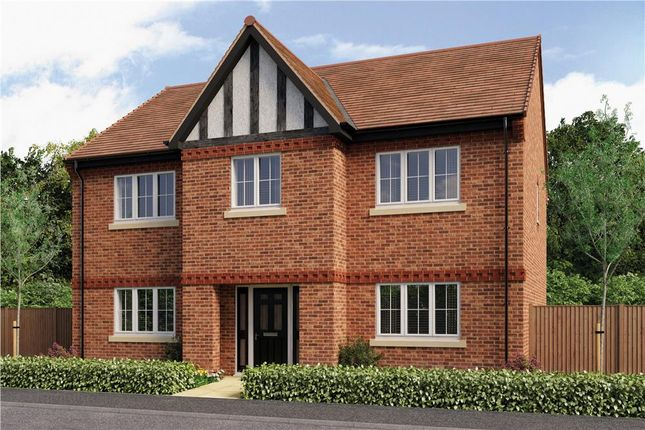 """Thumbnail Detached house for sale in """"Chichester"""" at Burton Road, Streethay, Lichfield"""