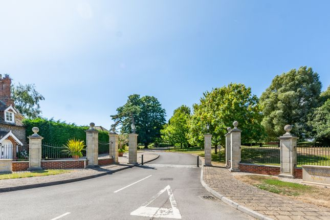 Gated Entrance of Tortington Manor, Ford Road, Tortington, Arundel BN18