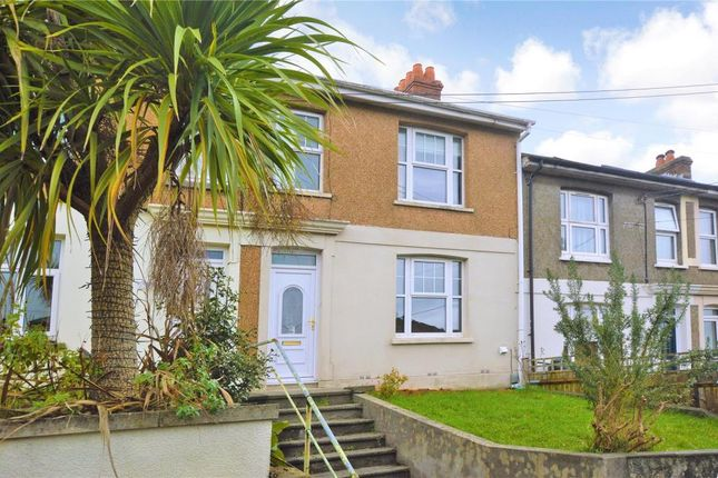 4 bed terraced house for sale in Lucas Lane, Plympton, Plymouth