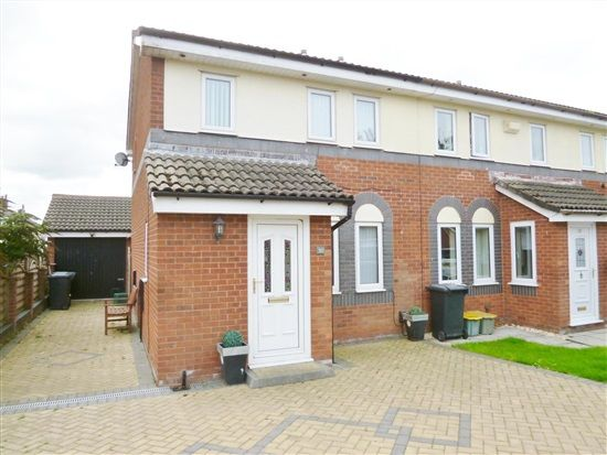 Thumbnail Property for sale in Priory Close, Morecambe