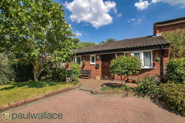 Thumbnail Bungalow for sale in Valence Drive, Cheshunt, Waltham Cross