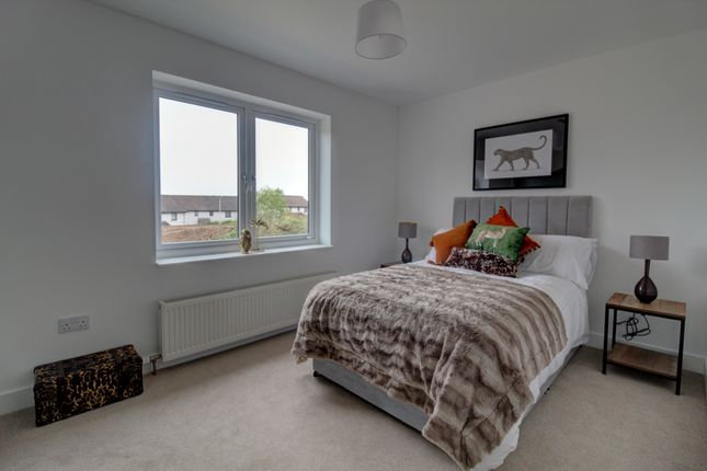 Master Bedroom of Castleview Place, Dundee DD4