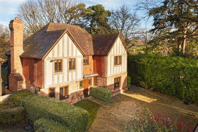 Thumbnail Detached house for sale in Culverden Down, Tunbridge Wells, Kent