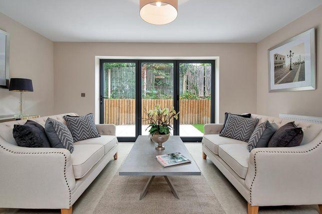 Snug Area of Quarndon Heights, Allestree, Derby DE22