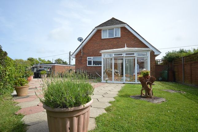 3 bed detached bungalow for sale in Bull Hill, Pilley, Lymington