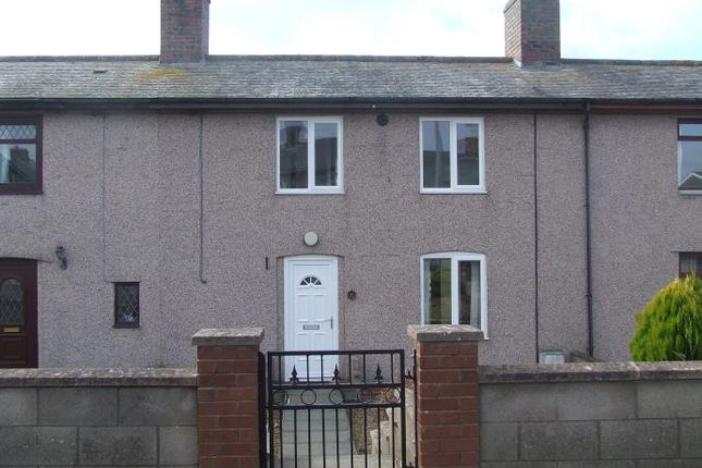 Thumbnail Terraced house to rent in 16 The Rand, Eastriggs