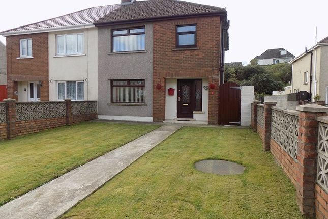 Thumbnail Semi-detached house for sale in Heol Cwmmawr, Cwmavon, Port Talbot, Neath Port Talbot.
