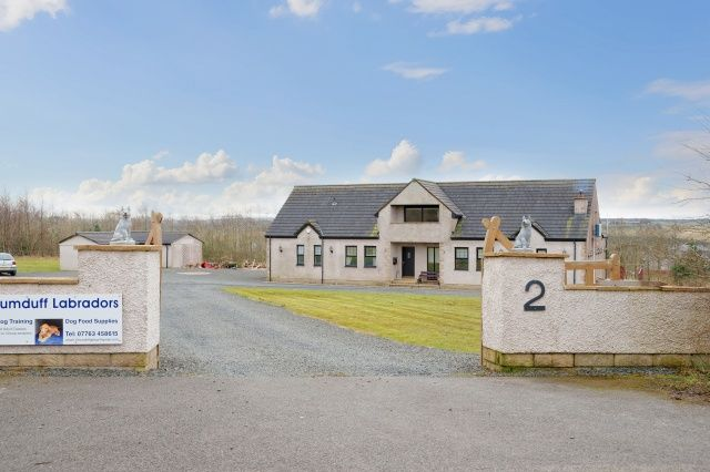 Thumbnail Detached house for sale in Mathews Crofts, Woodhill Road, Blackridge, West Lothian