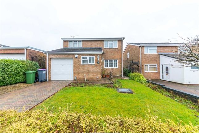 Thumbnail Detached house for sale in Glan Rhyd, Cwmbran, Torfaen