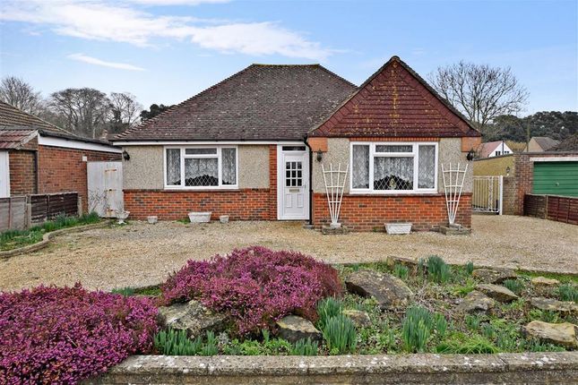 Thumbnail Detached bungalow for sale in The Quadrangle, Findon, Worthing, West Sussex