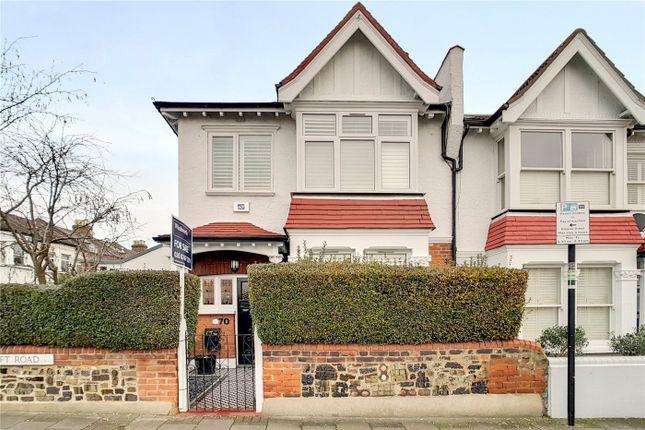 Thumbnail End terrace house for sale in Beechcroft Road, London