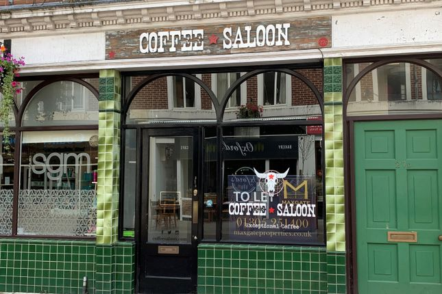 Restaurant/cafe to let in South Street, Dorchester