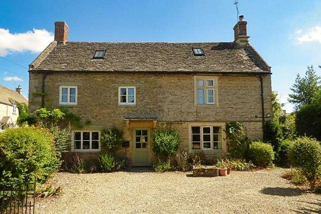 Thumbnail Detached house to rent in Filkins, Lechlade