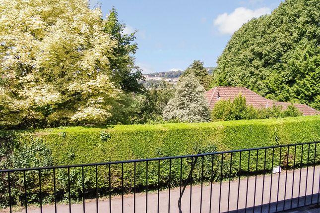 Balcony View of Chatham Park, Off Bathwick Hill, Bath BA2