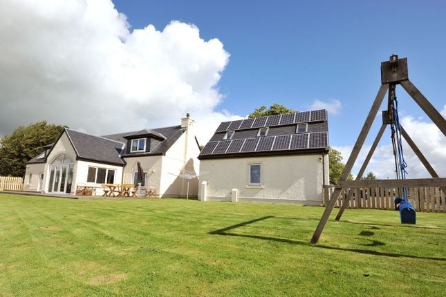 Thumbnail Detached house for sale in Chapelton, Strathaven