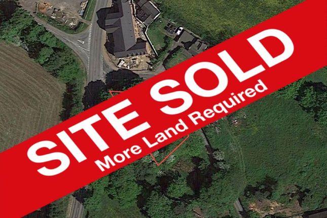 Land for sale in Sharpley Heath, Hilderstone, Stone