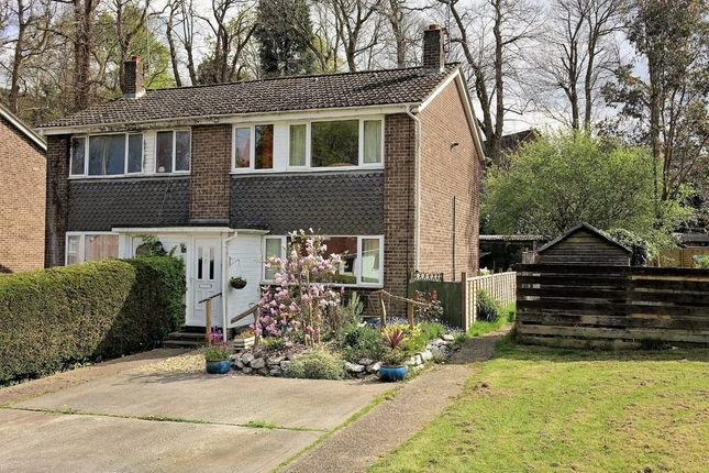Thumbnail Semi-detached house for sale in Spinney Dale, Hythe, Southampton